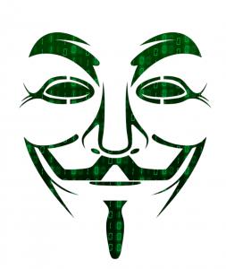 Guy Fawkes Maske/ Маска Гая Фокса