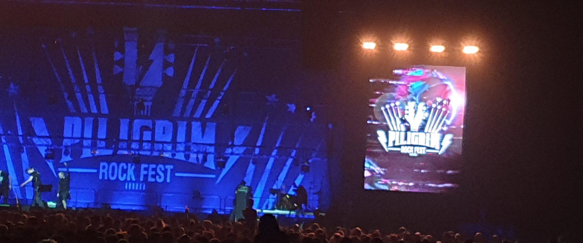 PILIGRIM Rock Festival am 04. Mai 2019, 17:00 Uhr – SAP Arena Mannheim