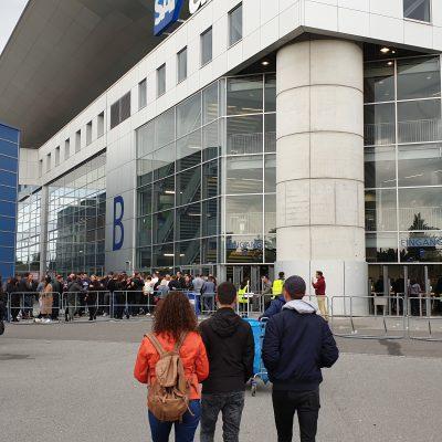 SAP Arena 2